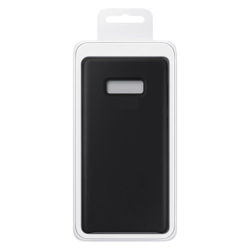 Husa Samsung S21 5g silicone flexible durable case Black, Wozinsky [2]