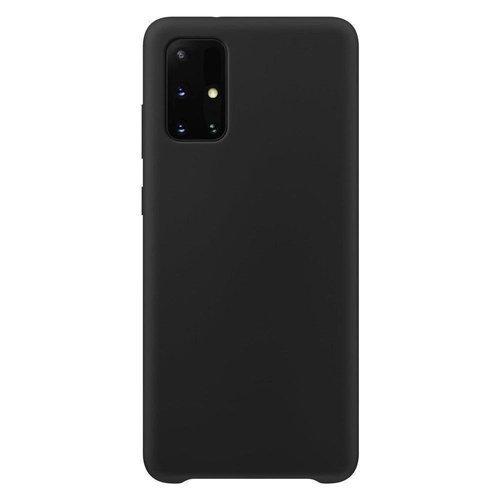 Husa Samsung S21 5g silicone flexible durable case Black, Wozinsky [0]