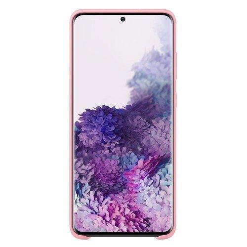 Husa Samsung S21 5g silicone flexible durable case Red, Wozinsky [3]