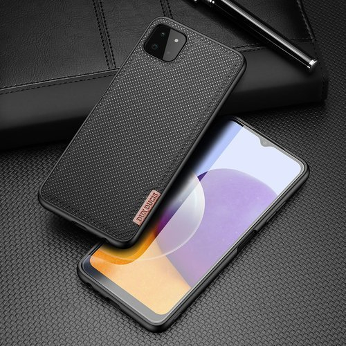 Husa Samsung A22 5g Fino case covered with nylon material [4]