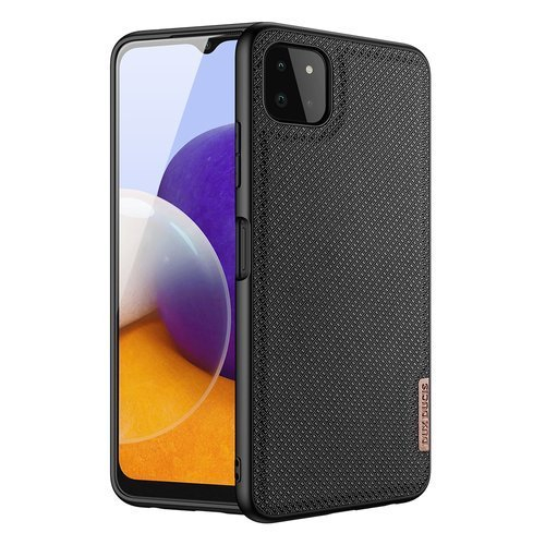 Husa Samsung A22 5g Fino case covered with nylon material [0]