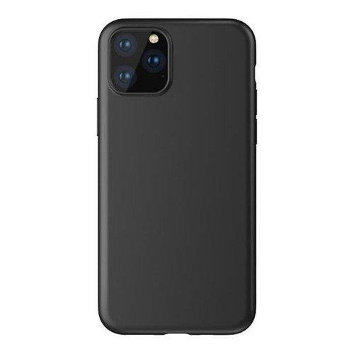 Husa Samsung A02s Versiune EU, Soft Case TPU gel protective Black [2]