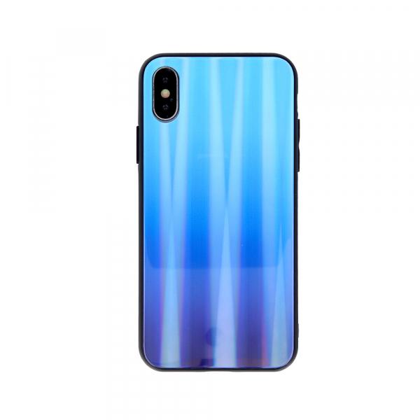 Husa Samsung Galaxy A51 Aurora Glass Blue [0]