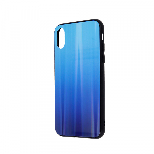 Husa Samsung Galaxy A51 Aurora Glass Blue [1]
