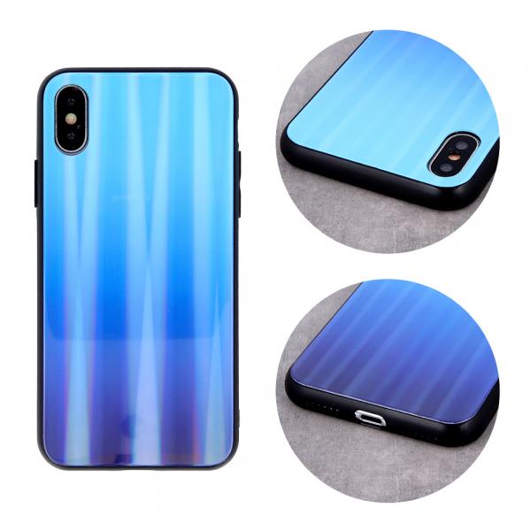 Husa Samsung Galaxy A51 Aurora Glass Blue [2]