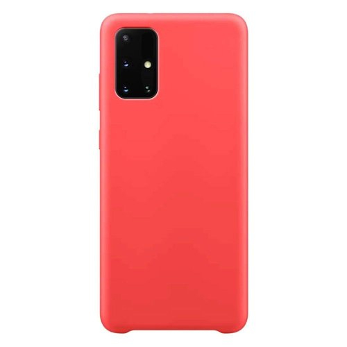 Husa Samsung S21 5g silicone flexible durable case Red, Wozinsky [0]