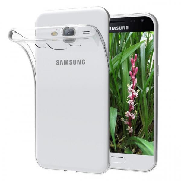 Husa silicon TPU pentru  Samsung  J1 2016 J120 [0]