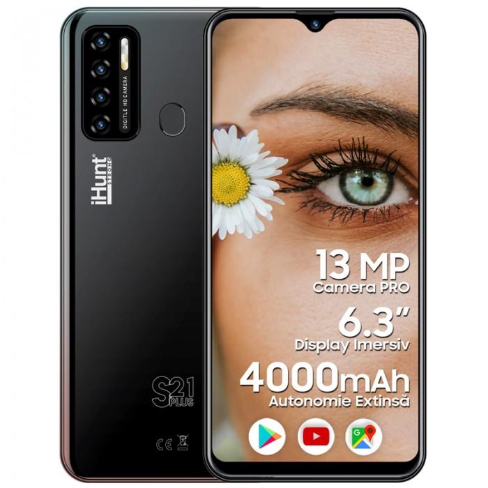 iHunt S21 Plus 2021 Black 0