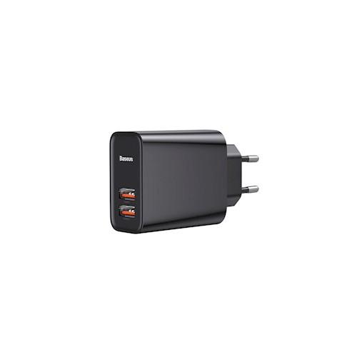 Incarcator Baseus PPS QC3.0 2USB 30W 0
