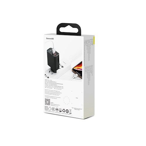Incarcator Baseus PPS QC3.0 2USB 30W 4