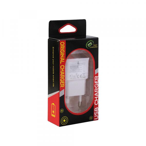 Incarcator retea cu Cablu Micro USB 5V/2A 220A 2