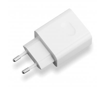 Incarcator Adaptor priza USB Huawei HW-050450E00 Quick Charge / SuperCharge alb Original 0