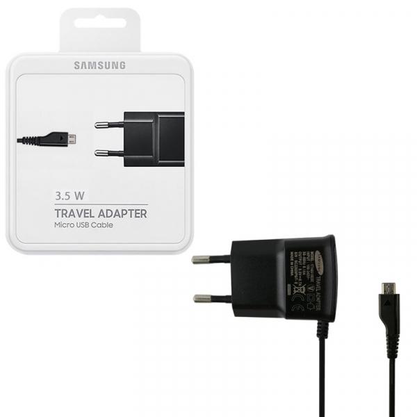 Incarcator retea Samsung 5v 0.7A 3q Blister ETAOU10EBE Original 0