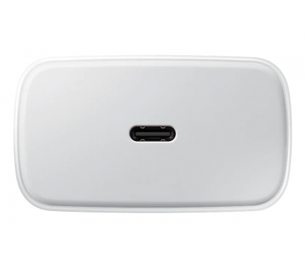 Incarcator Retea cu cablu USB Tip-C Samsung PD 45W Super Fast Charge, 1 X USB, Alb, Blister EP-TA845XWEGWW Note 10 [2]