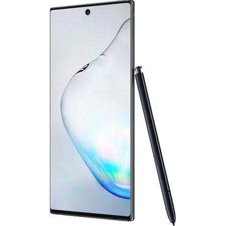 Telefon mobil Samsung Galaxy Note 10, Dual SIM, 256GB, 8GB RAM, 4G, Aura Black 0