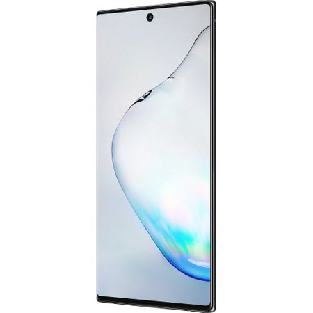 Telefon mobil Samsung Galaxy Note 10, Dual SIM, 256GB, 8GB RAM, 4G, Aura Black 3