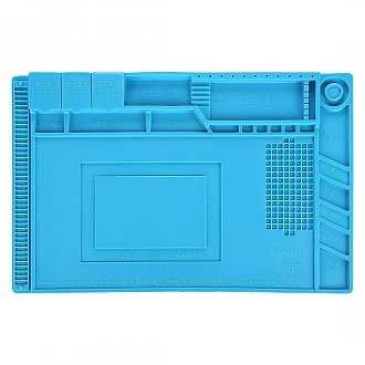 Pad Silicon banc lucru profesional, magnetic 46 x 30cm 1