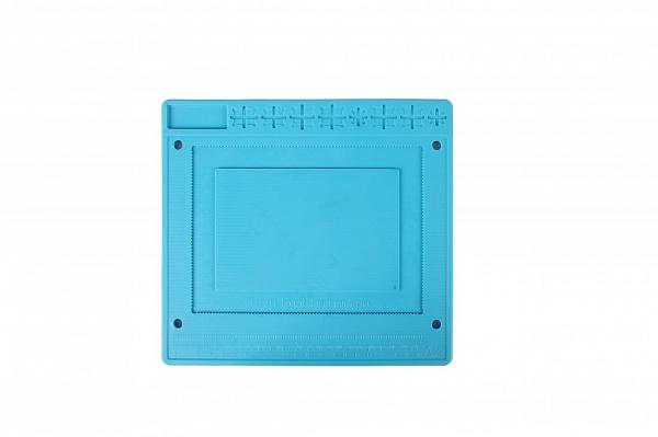 Pad Silicon banc lucru profesional, magnetic 24x22cm [0]