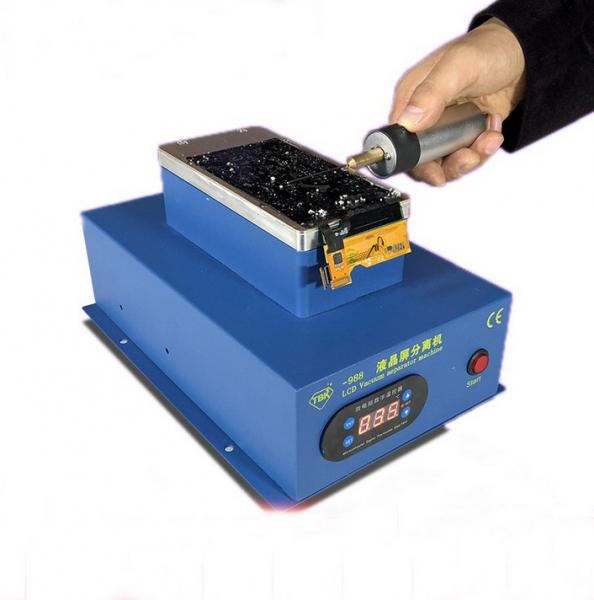 Plita, Separator display cu vacuum TBK588D 2