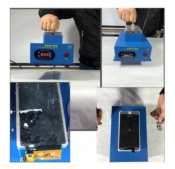 Plita, Separator display cu vacuum TBK588D 1