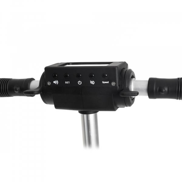 Trotineta electrica Sparky Boost, 350W, Autonomie 25-30km, Viteză maximă 30km/h Alba 9