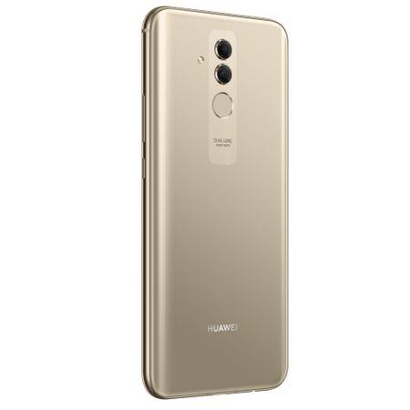 Telefon mobil Huawei Mate 20 Lite, Dual SIM, 64GB, 4G Gold 2