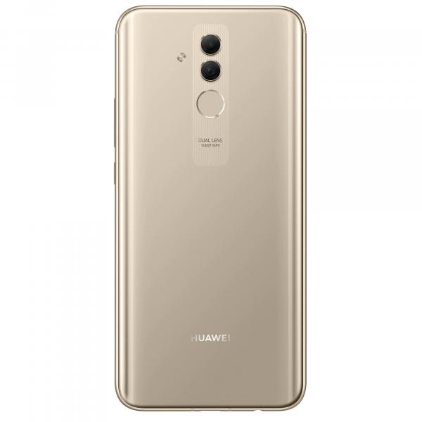 Telefon mobil Huawei Mate 20 Lite, Dual SIM, 64GB, 4G Gold 1