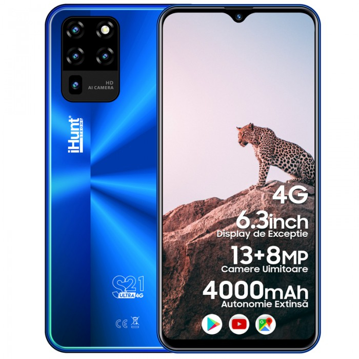 iHunt S21 Ultra 4G 2021 Blue 0