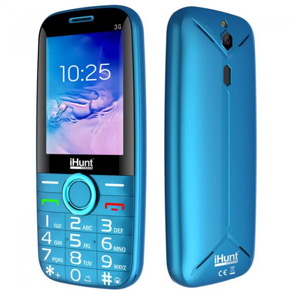 Telefon Mobil iHunt i5 3G Blue 2