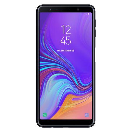 Telefon mobil Samsung Galaxy A7 (2018), Dual Sim, 64GB, 4G, Negru 0
