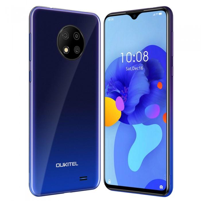 Telefon Mobil Telefon Mobil Oukitel C19 blue [2]