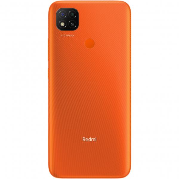 Telefon mobil Xiaomi Redmi 9C (NFC), 32GB, 2GB, Dual SIM, Orange 1