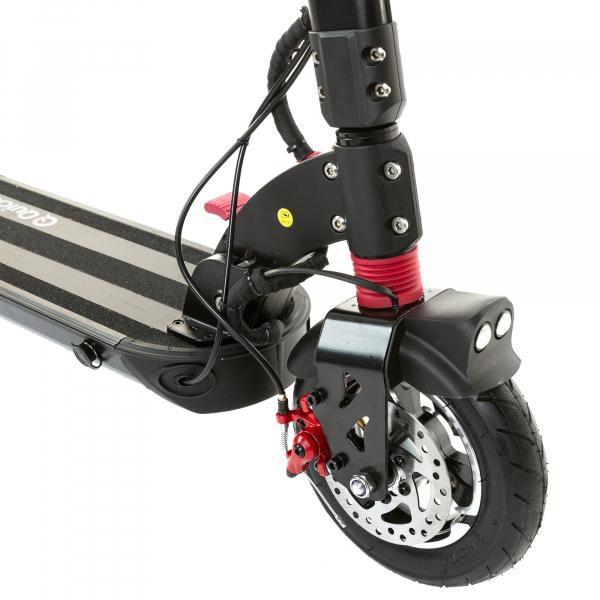 Trotineta electrica QuickVolt 9, Putere motor 600W, Autonomie 35-45km, Viteză maximă 45km/h 3