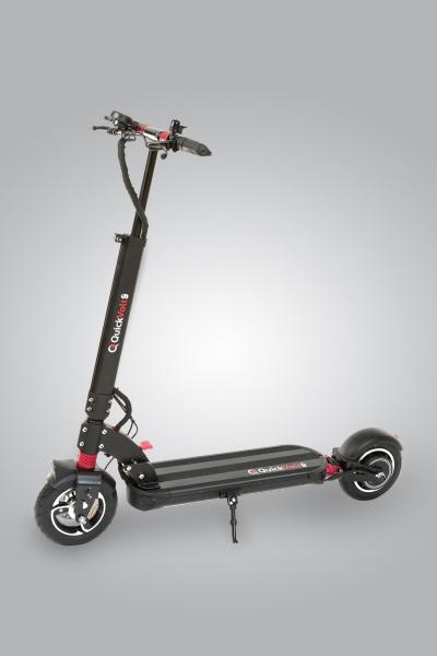 Trotineta electrica QuickVolt 9, Putere motor 600W, Autonomie 35-45km, Viteză maximă 45km/h 8