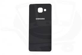 Capac baterie Samsung galaxy A3 2016 A310 ORIGINAL NEGRU 0