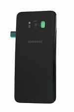 Capac baterie Samsung Galaxy S8 Plus G955 Negru Original [1]