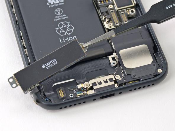 Modul Taptic Engine, vibrator, iphone 7, original Swap 0