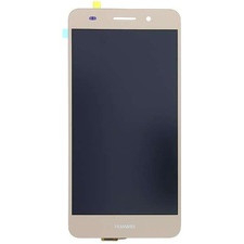 Ecran Display cu touchscreen Huawei Y6 Pro Gold 0