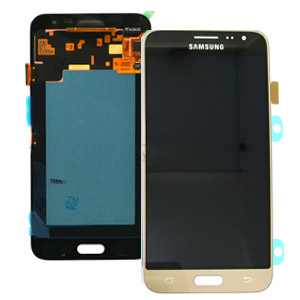 Ecran Display cu touchscreen Samsung Galaxy J320f, J3 2016, Gold 0