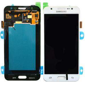 Ecran Display cu touchscreen Samsung Galaxy J500f j5 2015 Alb 0