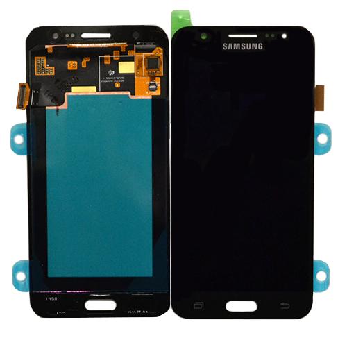 Ecran Display cu touchscreen Samsung Galaxy J500f j5 2015 Negru 0