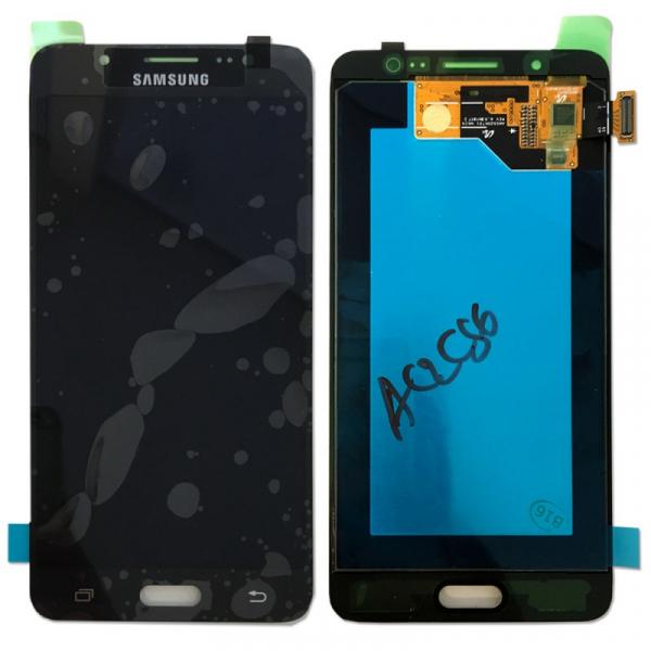 Display cu touchscreen Samsung Galaxy J510f, j5 2016, Negru