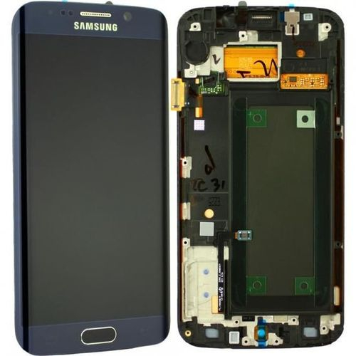 Ecran Display  Samsung Galaxy S6 Edge G925f, Negru 0