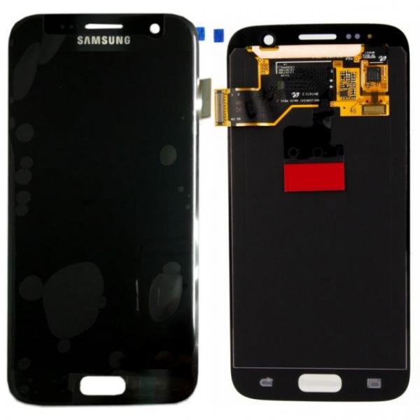 Ecran Display cu touchscreen Samsung Galaxy S7 G930f, Negru 0