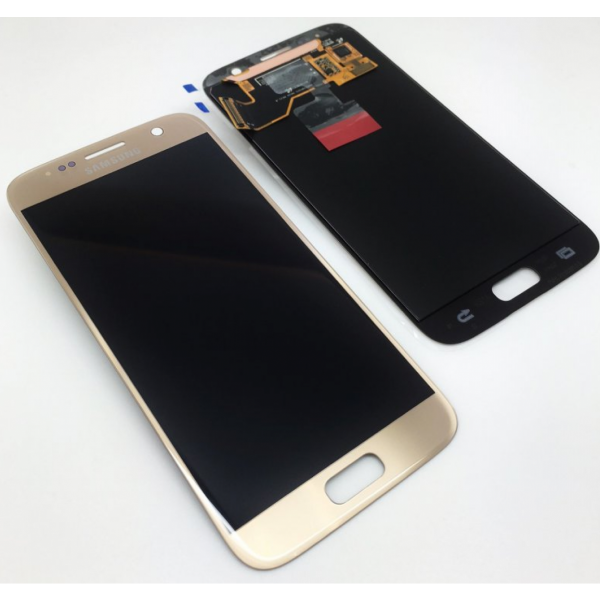 Ecran Display cu touchscreen Samsung Galaxy S7 G930f, Gold