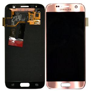 Ecran Display cu touchscreen Samsung Galaxy S7 G930f, Rose Gold 0