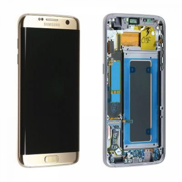 Ecran Display cu touchscreen Samsung Galaxy S7 Edge G935f, Gold