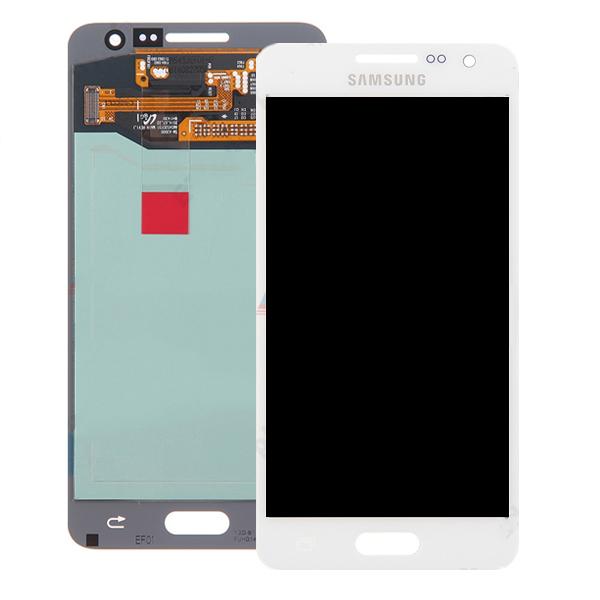 Display cu touchscreen Samsung Galaxy A3 2015 A300f Alb 0