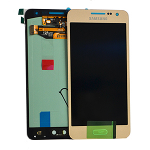 Display cu touchscreen Samsung Galaxy A3 2015 A300f Gold