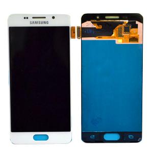 Ecran Display cu touchscreen Samsung Galaxy A3 2016 A310f Alb 0
